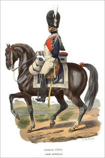 A Gendarme d'élite de la Garde Impériale, Courtesy of Wikipedia