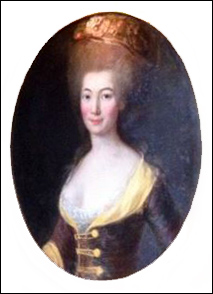 Princesse de Lamballe stolen artwork