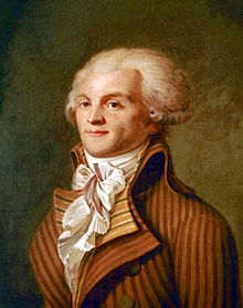 Maximilien Robespierre, Courtesy of Wikipedia