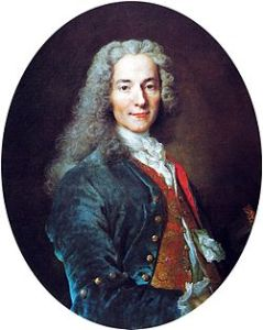 Voltaire's cofee obsession