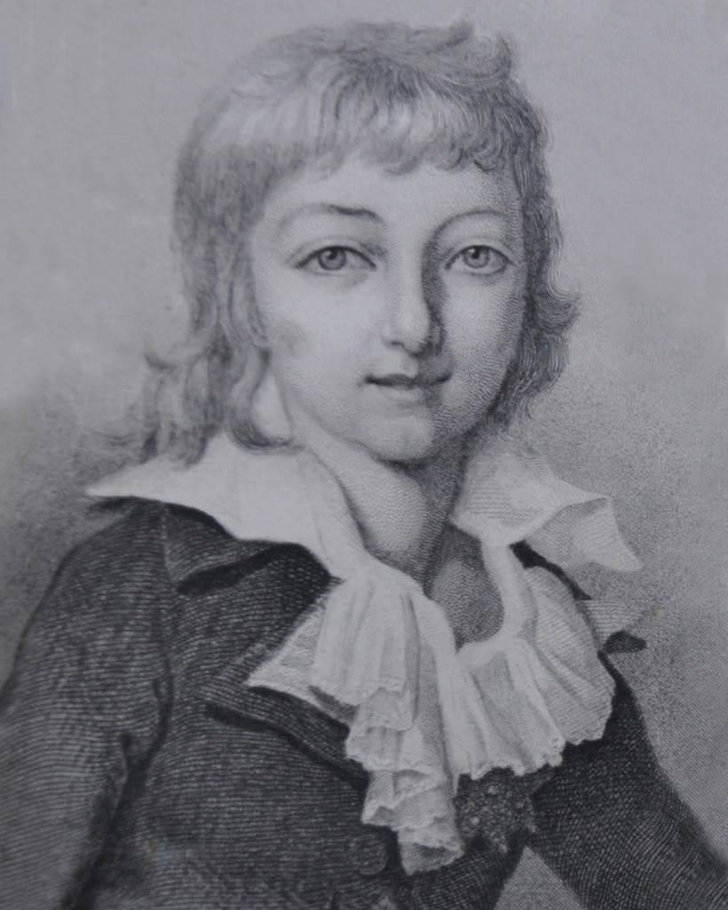 Louis-Charles, the Dauphin and Future Louis XVII, Author's Collection
