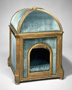 French royal day in the 1700s - Marie Antoinette's kennel