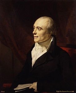 Prime Minister Spencer Perceval, Courtesy of Wikipedia