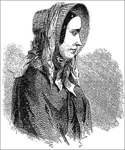 Madame Marie Lafarge, Courtesy of Bibliothèque nationale de France