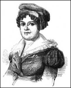 Mademoiselle Lenormand, Public Domain