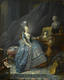 Marie Thérèse of Savoy, Courtesy of Wikipedia