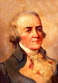 Pierre Samuel du Pontde Nomours, Courtesy of Wikipedia