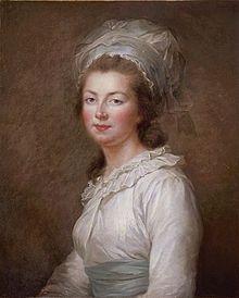 Portrait of Madame Élisabeth, Courtesy of Wikipedia
