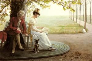 Friedrich von Ende, Courtesy of artnet.com