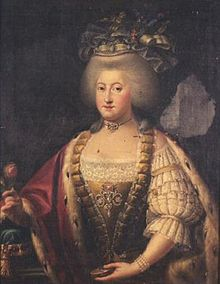 Marie Clotilde as Queen Consort of Sardinia, Courtesy of Wikipedia