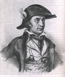 Jean Chouan, 1833, Courtesy of Wikipedia