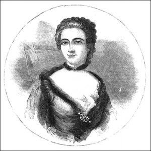 Madame du Châtelet, Author's Collection