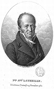 Pierre André Latreille, Courtesy of Bibliothèque nationale de France