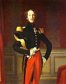 Death of Ferdinand Philippe, Duke of Orléans: Duke of Orléans