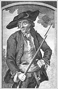 Polite Robber of the 18th Century: Louis Mandrin