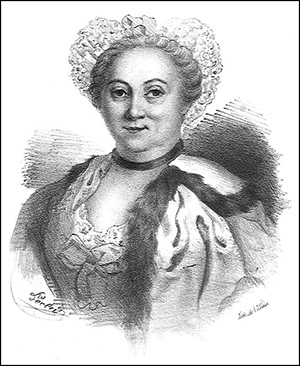 Pioneering French midwife - Angélique du Coudray