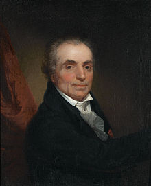 Jean-Antoine Houdon by Rembrandt Peale 1801, Courtesy of Wikipedia