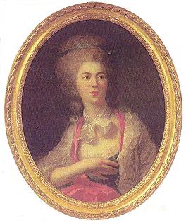 Rosalie Duthé by Vigée-Lebrun