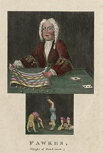Conjurors and conjuring in the 1700s geri walton isaac fawkes courtesy of wikipedia publicscrutiny Image collections
