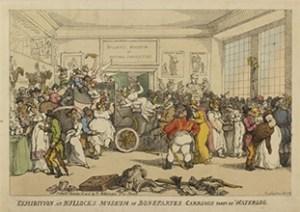 Madame Tussaud's Napoleon Relics