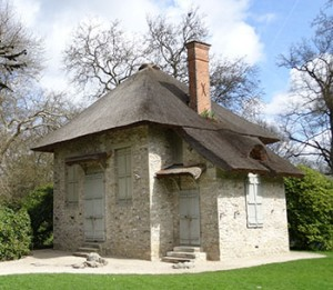 The Princesse's Shell Cottage at Rambouillet, Author's Collection