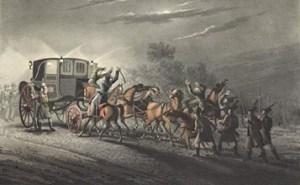 Napoleon's military carriage