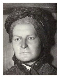 Madame Tussaud's Chamber of Horrors - Amerlia Dyer