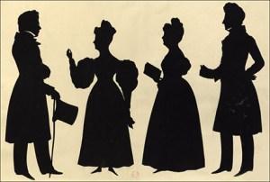 Étienne de Silhouette - silhouettes