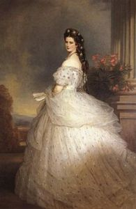 Nineteenth Century Royal Beauties  - Empress Elisabeth