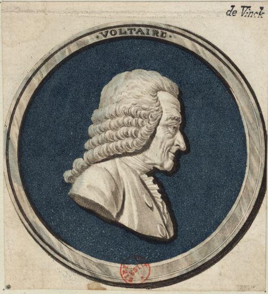 Pierre-Paul Sirven - Voltaire