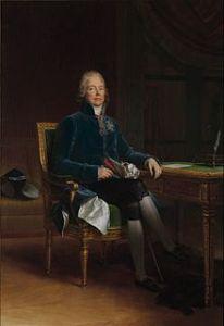Joseph Fouché - Charles Maurice de Talleyrand