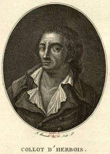 Joseph Fouché - Jean-Marie Collot d'Herbois