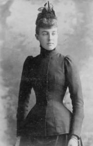 Princess Hélène of Orléans cuirasse jacket