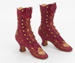 Jean-Louis François Pinet - boots 1867
