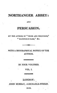 Jane Austen's novel Persuasion