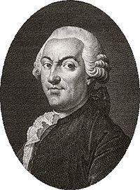 prisoner in the Bastille - Jean-François Marmontel
