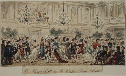 Jane Austen and Bath