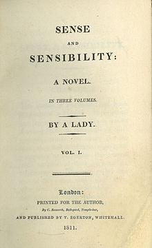 Jane Austen's Sense and Sensibility