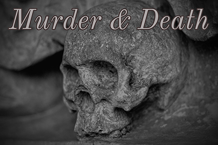 Murder and Death in the Victorian Era