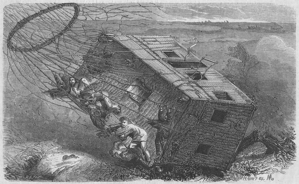 Le Géant disaster