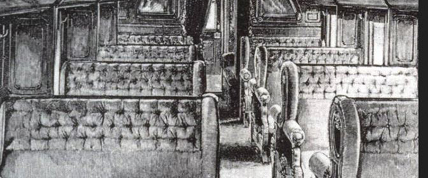 The Trials and Travails of Victorian Train Travel