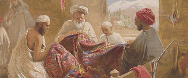 Cashmere Shawls in the 1700 and 1800s