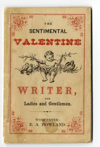 Esther Howland - The Sentimental Valentine
