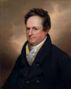 William Morgan - Governor Dewitt Clinton