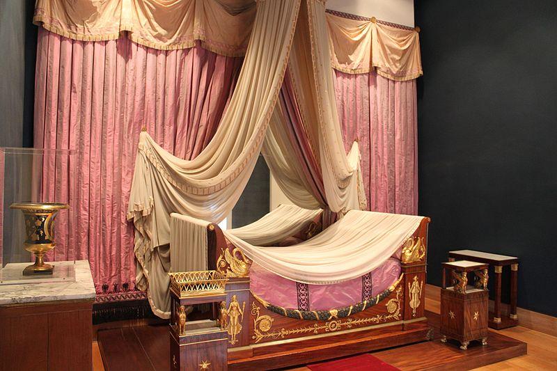 Madame Récamier's bedroom - pieces