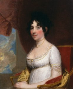 Patriot's disappearance - Dolley Madison