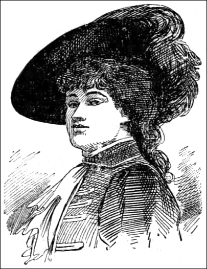 Madame Juliette Récamier - 1898 version
