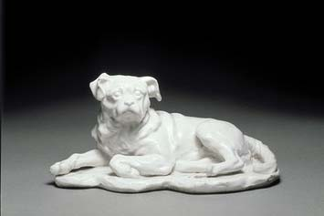 Pug collectibles and trinkets - Hogarth's dog Trump