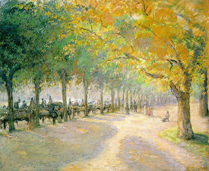 Hyde Park 1890