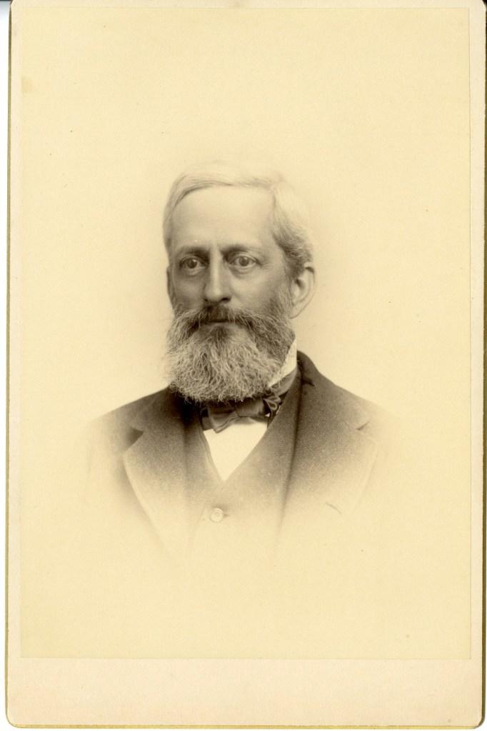 Smithsonian Institute - William J. Rheese